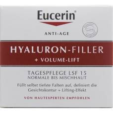 Eucerin hyaluron-filler + volume lift day care normal to combination skin 50 ml