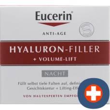 Eucerin hyaluron-filler + volume-lift night cream 50 ml