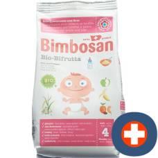 Bimbosan bio bifrutta plv rice + fruit refill 300 g
