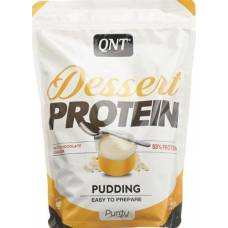 Qnt dessert protein pudding white chocolate 480 g