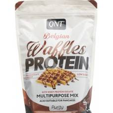 Qnt waffles high rated protein milk chocolate 480 g