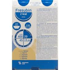Fresubin 2 kcal drink asparagus 4 x 200 ml