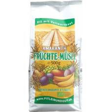 Leibundgut amaranth fruit muesli bio battalion 500 g