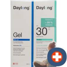 Daylong sensitive gel cream & spf30 after sun gel 2x200ml -20%