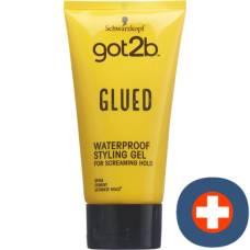 Glued got2b gel 150 ml