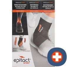 Epitact sports ergostrap ankle bandage l 21.7-23.4cm