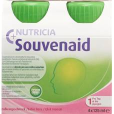 Souvenaid liquid nutrition 4 x 125 ml
