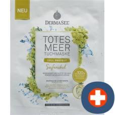 Dermasel cloth mask cell protect sea fennel btl
