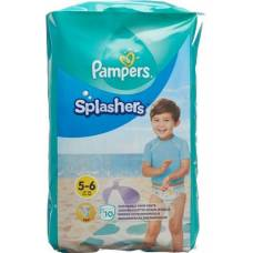 Pampers splashers gr5-6 carrying pack 10 pcs