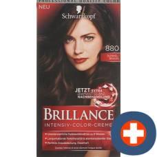 Brillance 880 dark brown