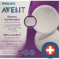 Avent philips disposable breast pads scf254 / 61 60 pcs