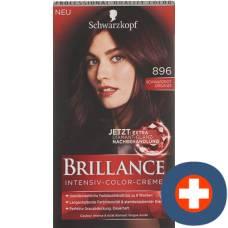 Brillance 896 black red