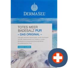 Dermasel bath salts pur french german italian carton 1.5 kg