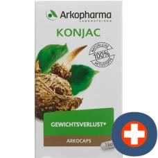 Arkocaps konjac capsules 150 pcs