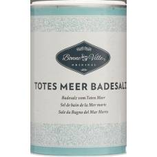 Bonneville dead sea bath salts ds 1 kg