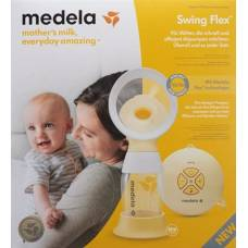 Medela swing flex electric single breast pump