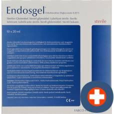 Endosgel lubricant 10 fertspr 11 ml