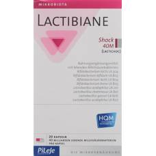 Lactibiane shock 40m cape 20 pcs