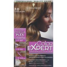 Color expert 7.0 dark blonde