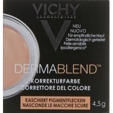 Vichy dermablend corrector color apricot ds 4.5 g