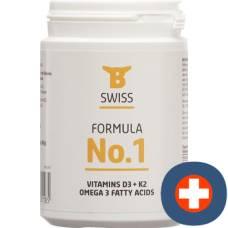 Beaster b-swiss formula no.1 cape vitamin d3 and vitamin k2 & omega-3 150 pcs