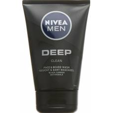 Nivea men deep cleansing gel 100 ml
