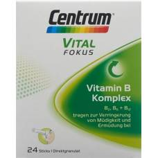 Centrum vital focus gran sticks 24 pcs