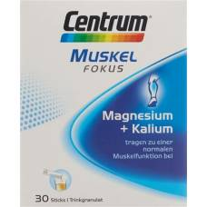 Centrum muscle focus gran sticks 30 pcs