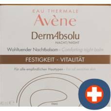 Avene dermabsolu soothing balm night 40 ml