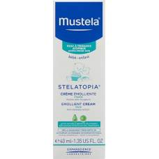 Mustela stelatopia softening cream face 40ml
