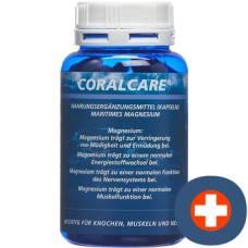 Coral care magnesium kaps 500 mg ds 120 pcs