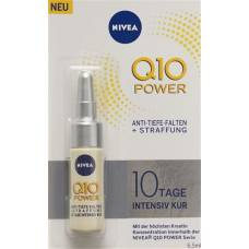 Nivea q10 power anti depth folds 10 days of intensive treatment 6.5 ml