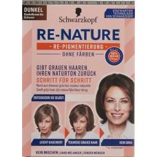 Re-nature cream for women dark