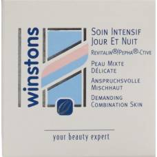 Winstons jour + nuit soin received combination skin 50 ml