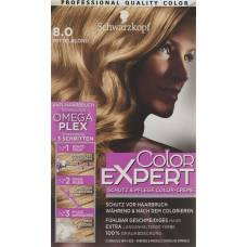 Color expert 8-0 medium blonde