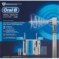 Oral-B OxyJet cleaning system irrigator + Oral-B PRO2