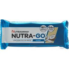 Nutramino nutra-go protein wafer coco 12 x 39 g