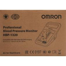Omron blood pressure monitor upper arm hbp-1320-e