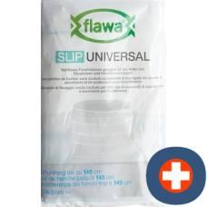 Flawa slip universal elasticated -145cm 3 pcs