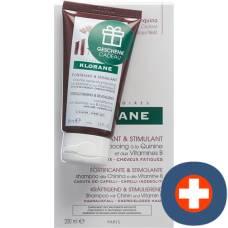 Klorane quinine shampoo 200 ml