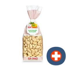 Bio sun snack cashew kernel bio battalion 200 g