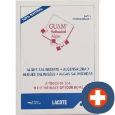 Guam bagno algensalzbad basic 5 kg