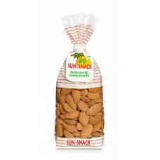 Bio sun snack almond brown organic battalion 250 g