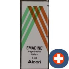 Emadine gd opht fl 5 ml