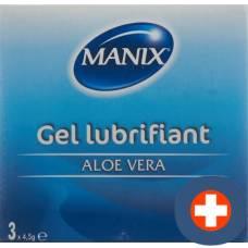 Manix lubricant 3 x 4.5 g