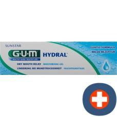 Gum sunstar hydral feuchtigkeitsgel 50 ml