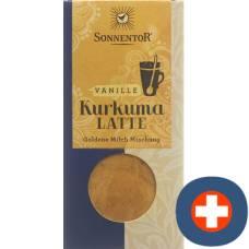 Sonnentor turmeric vanilla latte btl 60 g