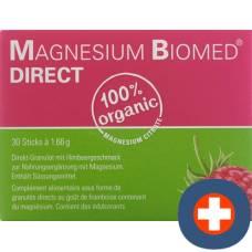 Magnesium biomed direct gran stick 30 pcs