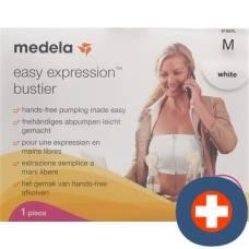 Medela easy expression bra m white