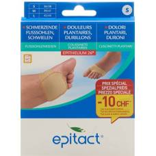 Epitact sole of the foot cushion s action -10chf 1 pair